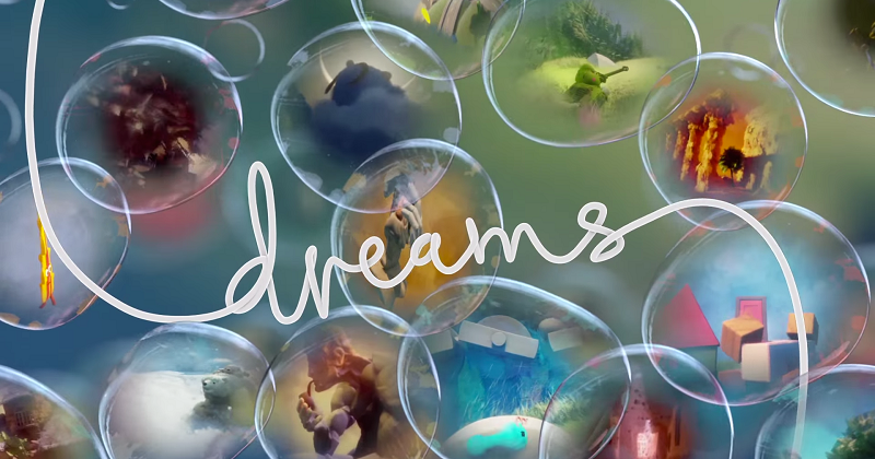 Dreams : Gameplay Walkthrough
