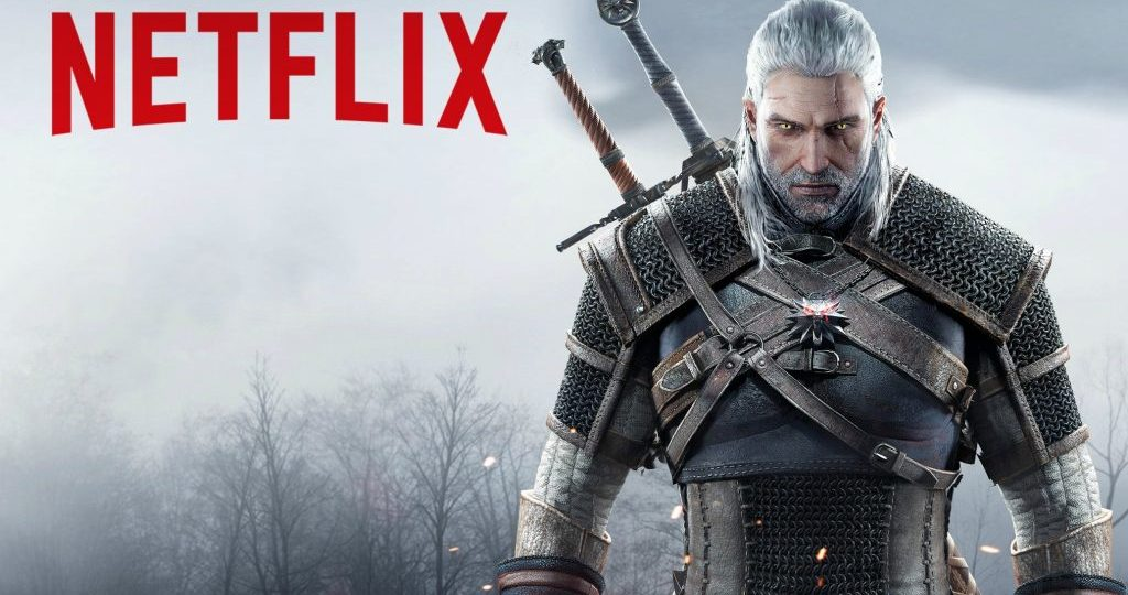 The Witcher Series on Netflix is Progressing