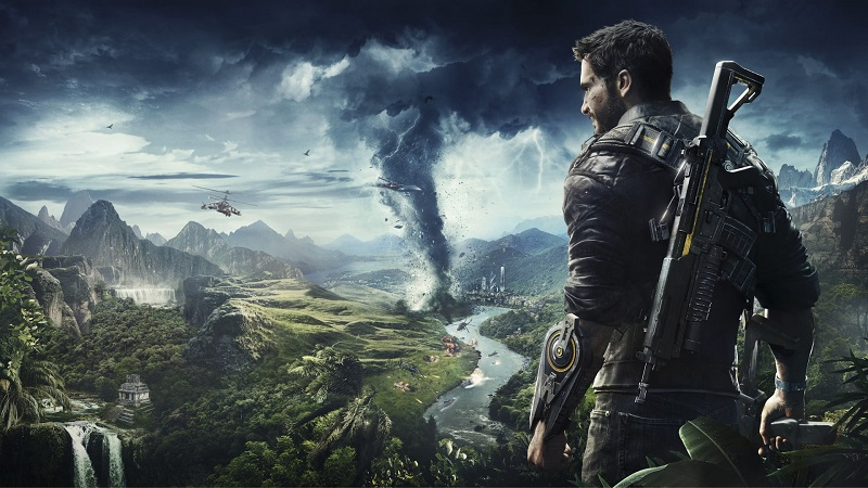 Just Cause 4 : Apex Engine Development Video