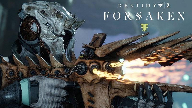Destiny 2 Forsaken : New Weapons and Gear Trailer