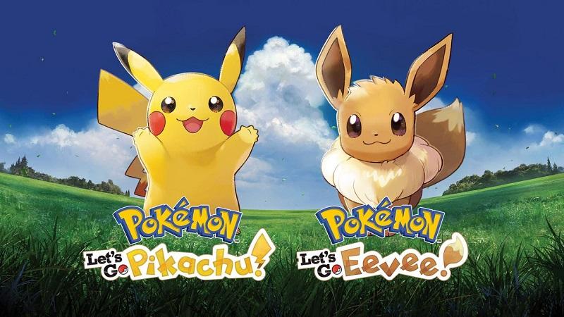 Pokemon Let's Go, Pikachu!/Eevee! : Explore the World Trailer