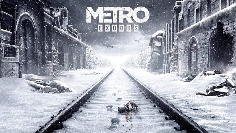 Metro Exodus : Gamescom Trailer (4K)
