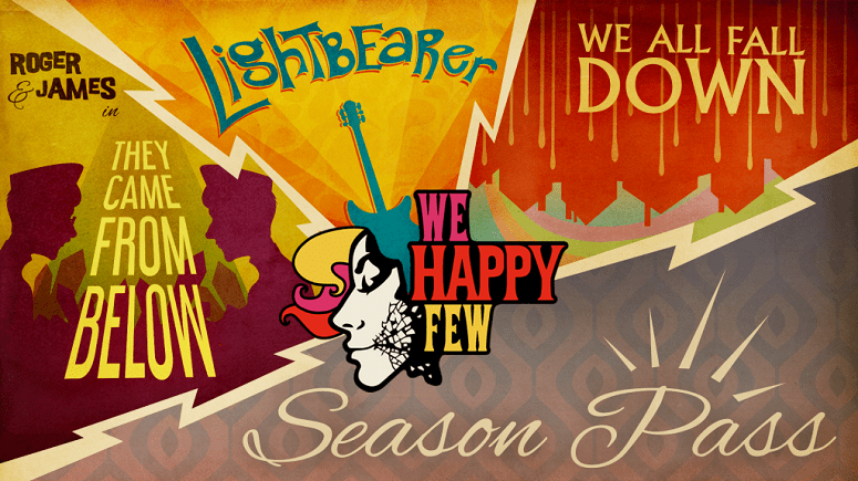 We Happy Few : Compulsion Games Details their Post-Launch Plans