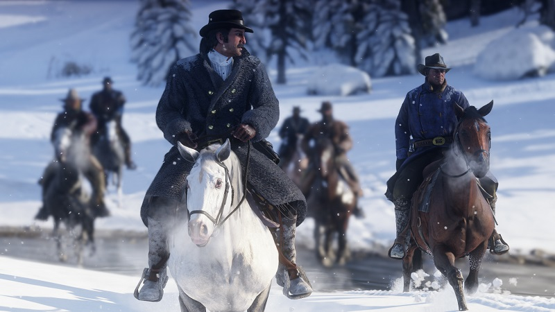 Red Dead Redemption 2 : A Detailed Summary of the Latest Reveals