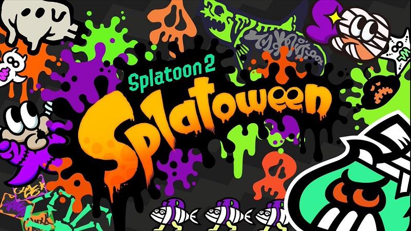 """Splatoween"" Seasonal Event Coming to Splatoon 2"