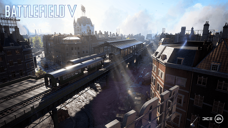 Battlefield V : Official Launch Maps Overview