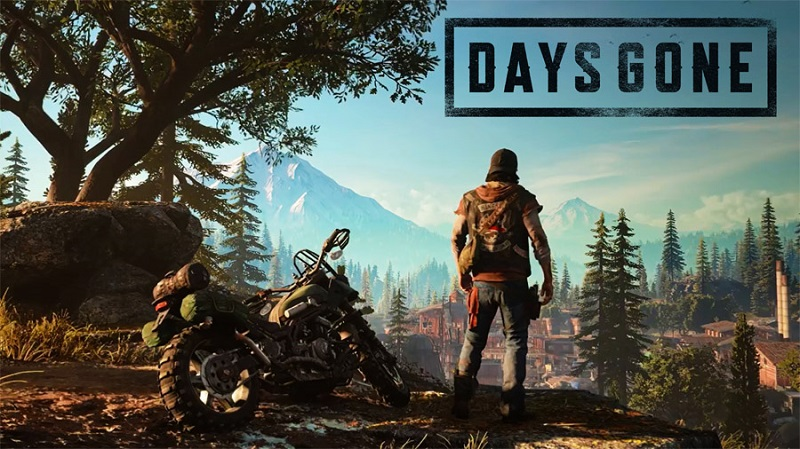 Days Gone : Official Cover Art Seemingly Confirmed