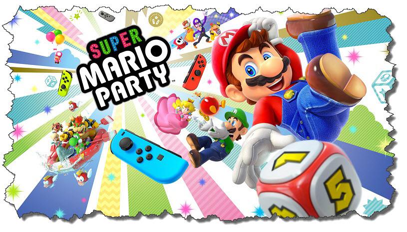 Review : Super Mario Party