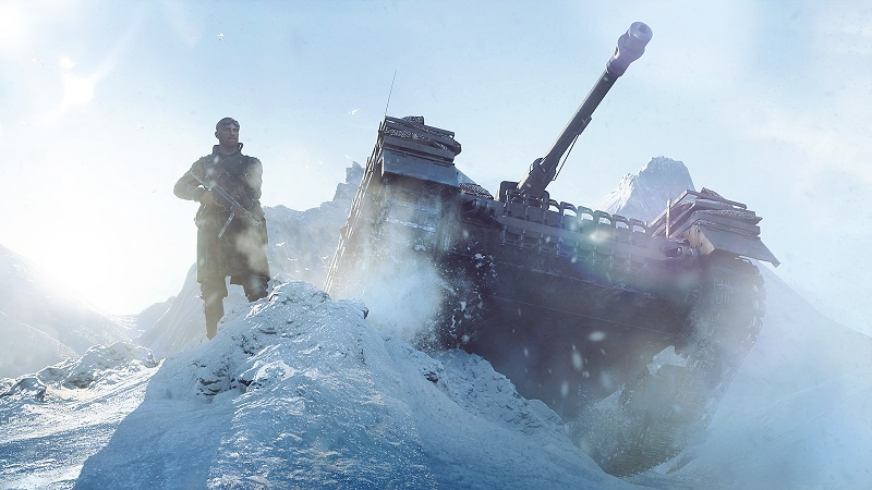 Battlefield V : Official Launch Trailer and Extensive Patch Notes