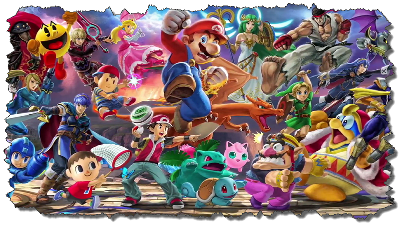 Review : Super Smash Brothers Ultimate