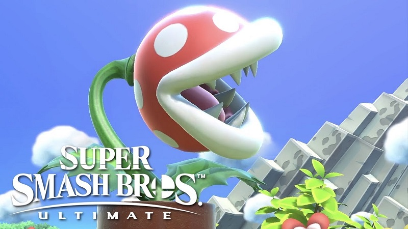 Super Smash Brothers Ultimate : Version 2.0 Official Patch Notes