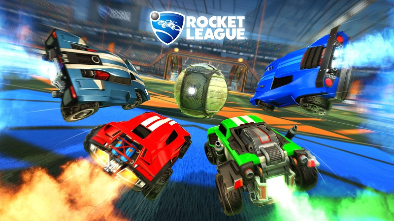 Rocket League : Full Crossplay Between PS4, Xbox, Switch, and PC now Available!