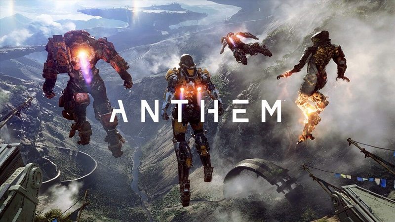 Anthem has Gone Gold, Bioware Releases VIP Demo Trailer