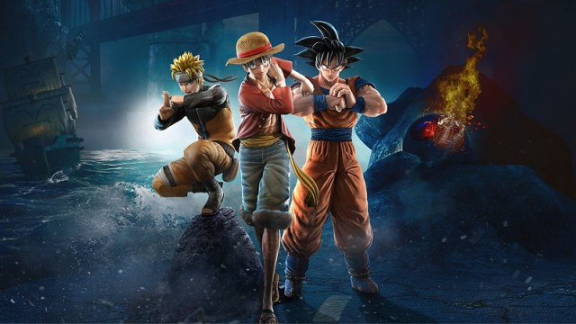 Jump Force Header