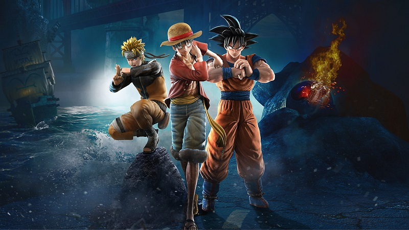 Jump Force : Open Beta Dates and Times
