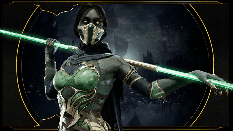 Mortal Kombat 11 : Jade Reveal Trailer