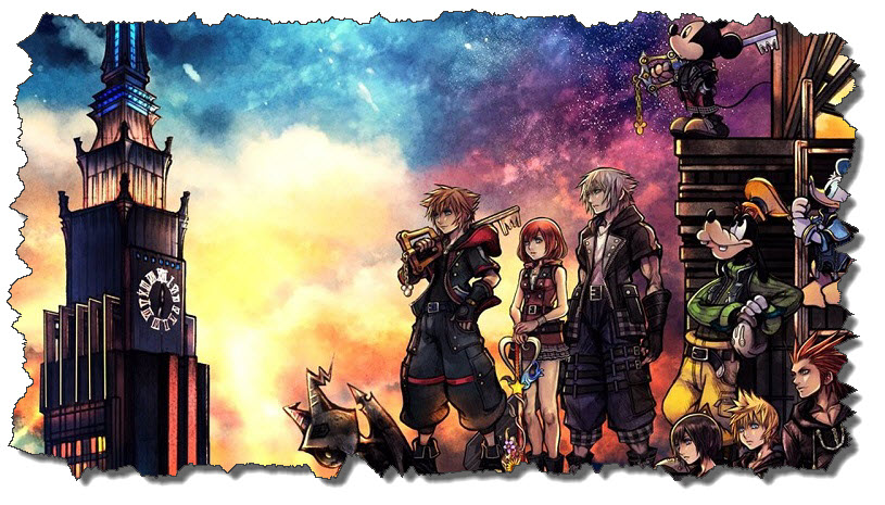 Review : Kingdom Hearts 3