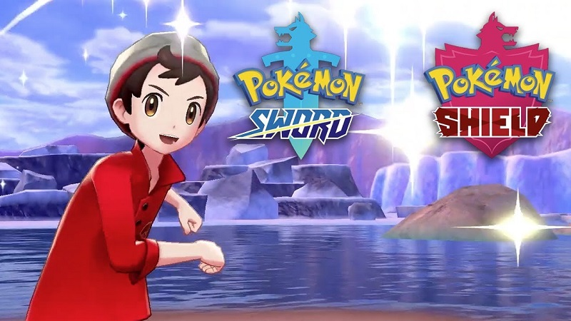 Pokemon Sword and Shield Launching in Late 2019 for the Nintendo Switch