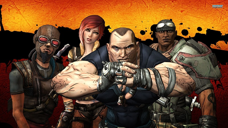 Borderlands Game of the Year Edition Rated by the ESRB