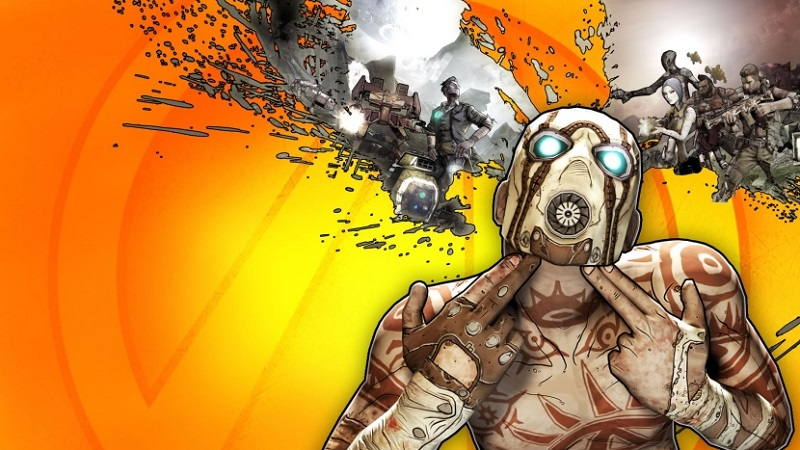 Gearbox teases Borderlands 3 via Twitter