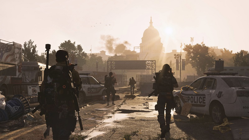 The Division 2 : Year One Free Content Detailed
