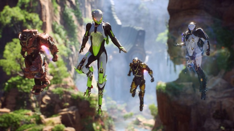 Bioware Finally Provides an Update on Anthem, and Players are Not Pleased