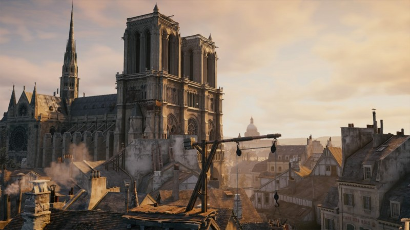 Ubisoft Offers Donation and Copies of Unity for Free in Support of Notre-Dame