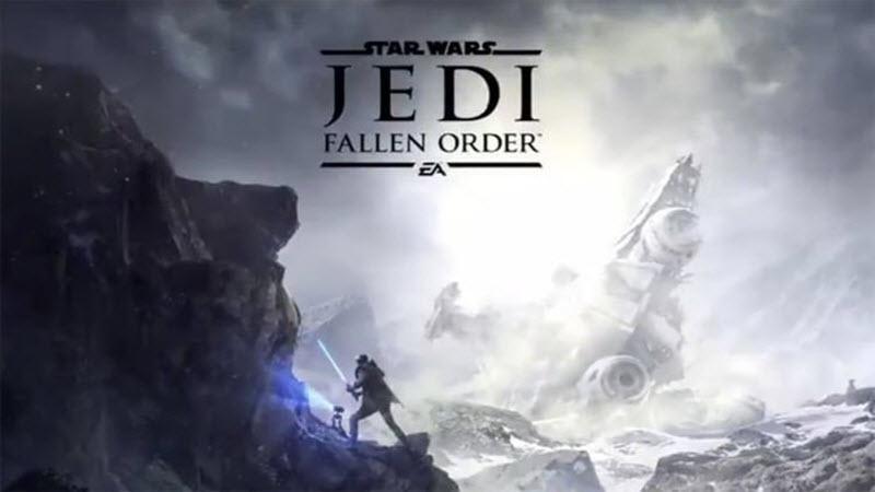 Star Wars Jedi Fallen Order : Official Reveal Trailer