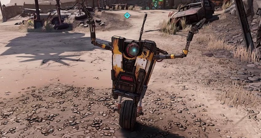 Claptrap Voice Actor Speaks Out, Accuses Gearbox CEO of Assault and Theft