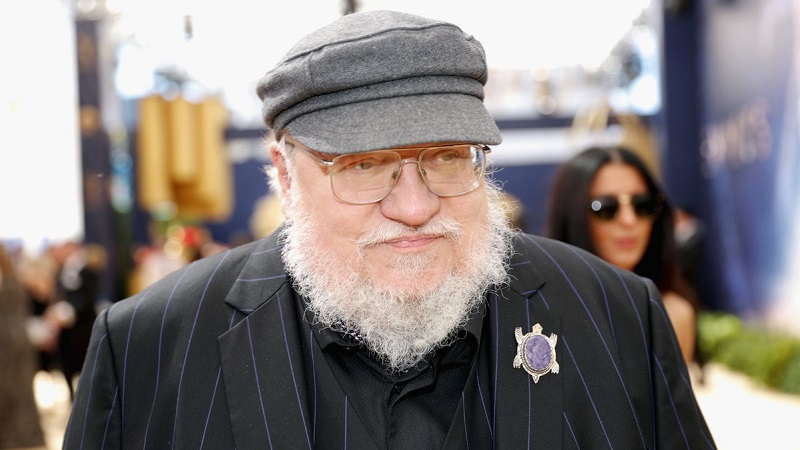 Rumor : From Software and George R.R. Martin Collaborating on Open World Game