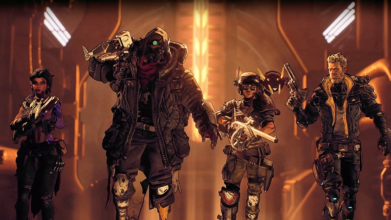 Borderlands 3 : The New Vault Hunters are Homages to Borderlands 2 DLC