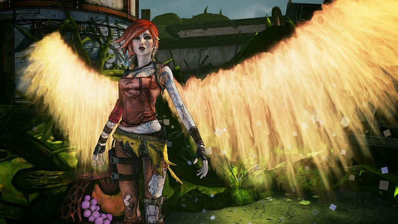 Borderlands 2 Expansion is Official : Commander Lilith and the Fight for Sanctuary