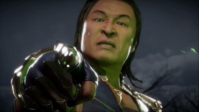 Mortal Kombat 11 : Fighter Pack Brings Shang Tsung and More Klassic Fighters