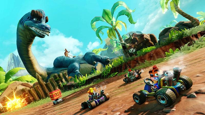 Crash Team Racing Nitro-Fueled : Gran Prix Update Adds Microtransactions