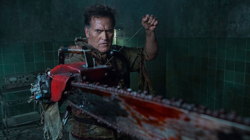 In-Game Image Confirms Ash Williams was to be in Mortal Kombat 11's Kombat Pack