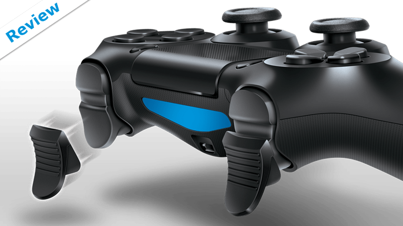 Review : Bionik PS4 Quickshot Triggers