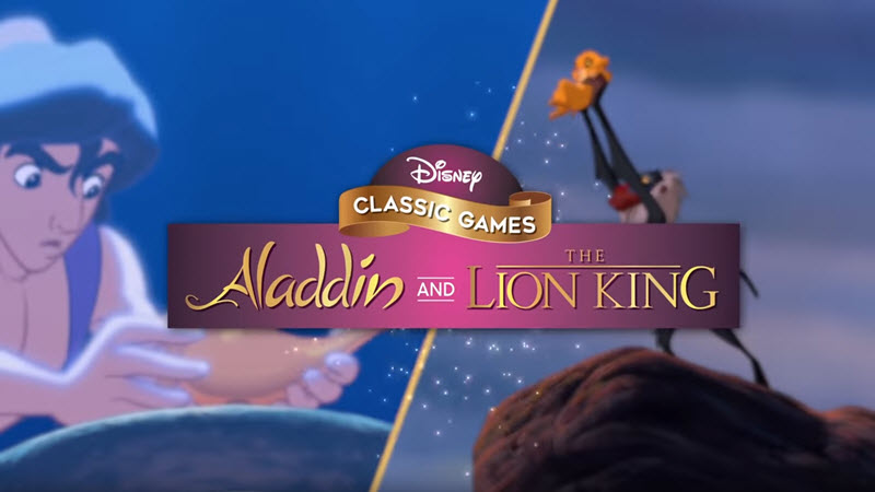 90's Aladdin and The Lion King Remasters are coming this Fall