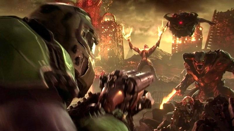 Doom Eternal : Gameplay Demo from Quakecon