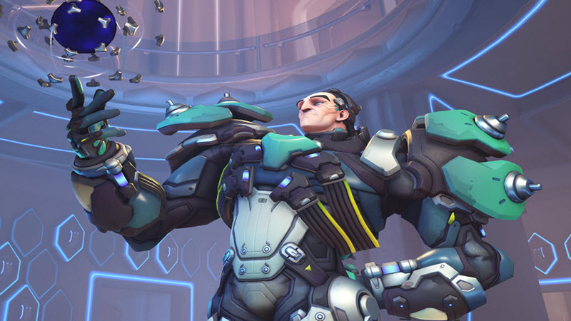 Overwatch : New Hero Sigma Out Now