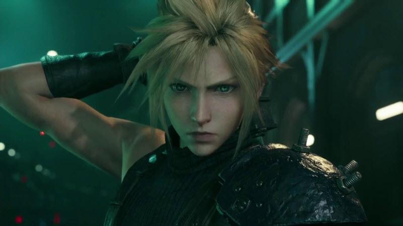 TGS : Final Fantasy VII Remake Trailer