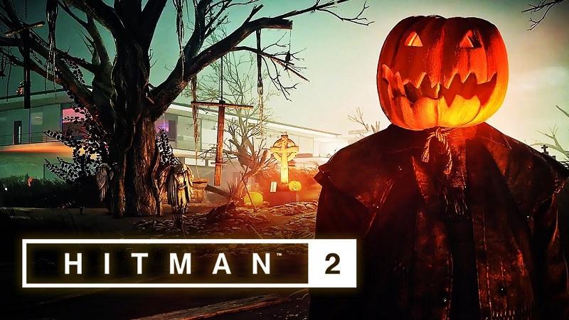 Hitman 2 : Halloween Event Trailer