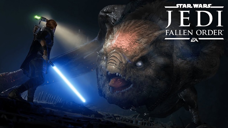 Star Wars Jedi Fallen Order : Official Launch Trailer