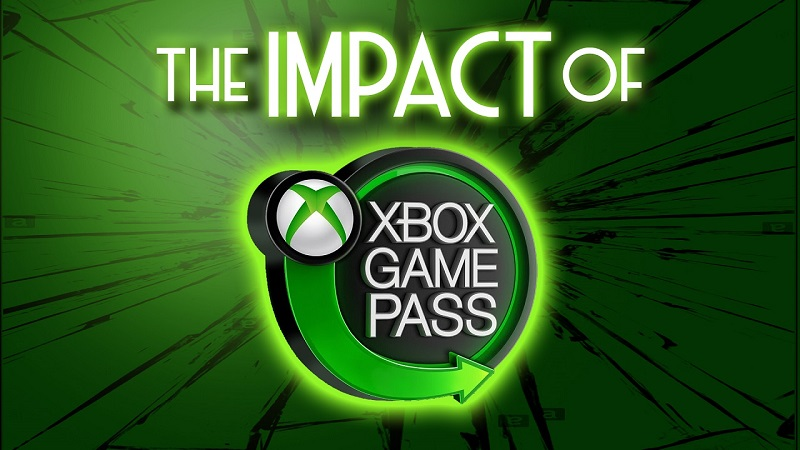 Industry Perspective : The Impact of Xbox Game Pass