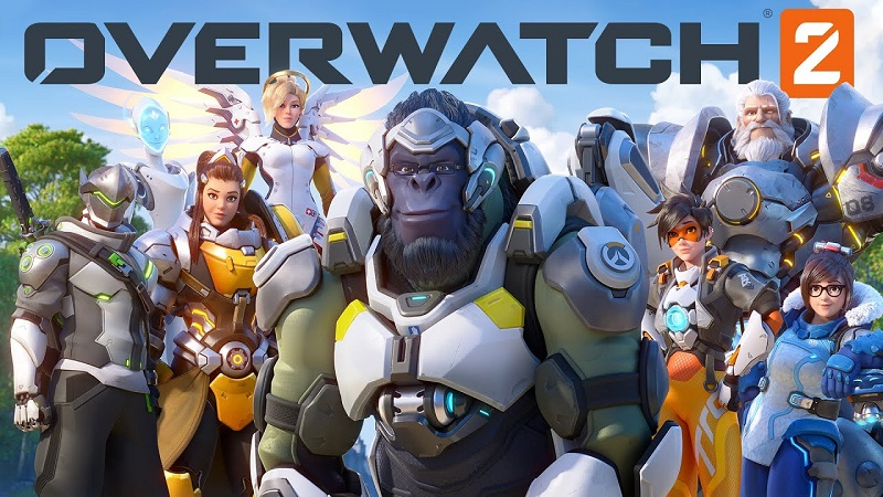Overwatch 2 Announced : Zero Hour Cinematic and Gameplay Trailer