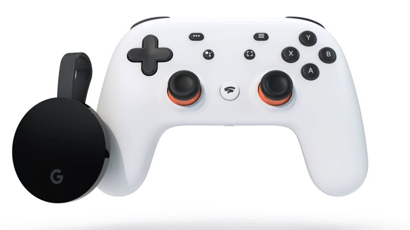 Google Stadia shares launch lineup