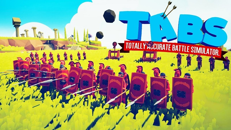 Totally Accurate Battle Simulator Launches on Xbox Game Preview & Game Pass Friday