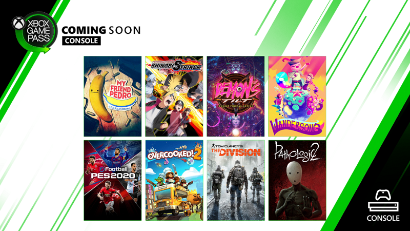 My Friend Pedro, Overcooked 2, Halo Reach and More Join Xbox Game Pass in December