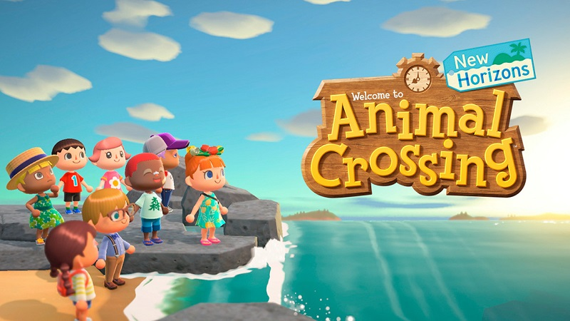 Animal Crossing New Horizons : North American Switch Box Art Revealed