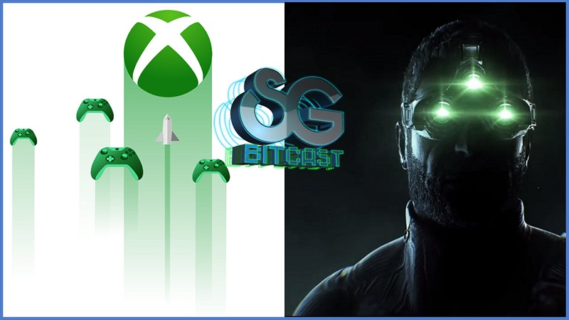 Bitcast 90 : Xbox Turns its Focus to Asia and Splinter Cell Heats Up