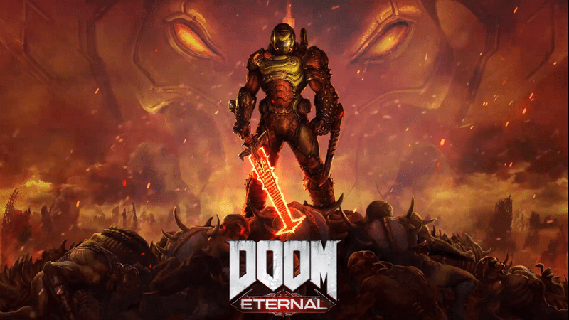 Doom Eternal : Bethesda Shares New Artwork and Spectacular Trailer